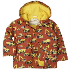 Hatley Heavy Machines Raincoat