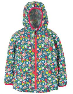 Frugi Rabbit Fields Rain Jacket