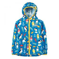 Frugi Puffin Puddle Buster Jacket