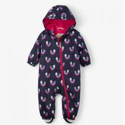 Hatley Rainbow Birds Rainsuit
