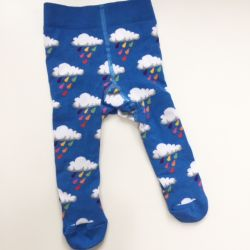 Slugs & Snails Raincloud Tights