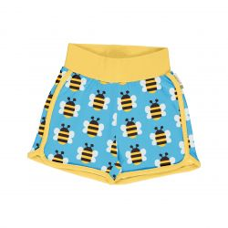 Maxomorra Bumblebee Runner Shorts