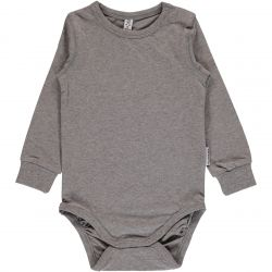 Maxomorra Light Grey Melange Body