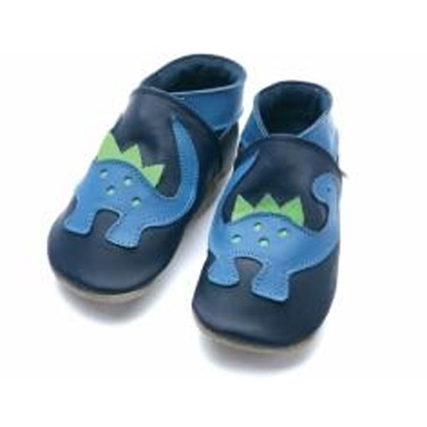 Starchild Blue Dino Leather Shoes