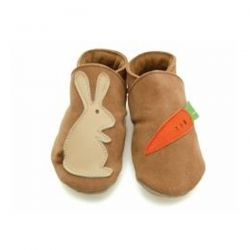 Starchild Rabbit & Carrot Leather Shoes