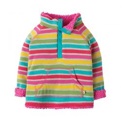 Frugi Rainbow Marl Snuggle Fleece