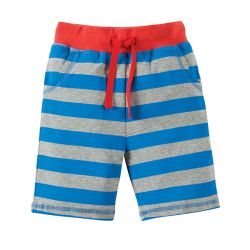 Frugi Monkey Stripy Shorts