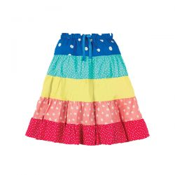 Frugi Dorothy Twirly Rainbow Skirt