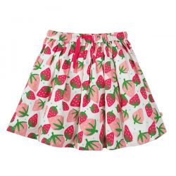 Frugi Fiona Strawberry Skirt