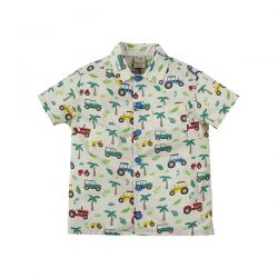 Frugi Harvey Hawaiian Shirt