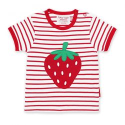 Toby Tiger Strawberry T-Shirt