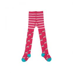 Frugi Norah Happy Horses Tights
