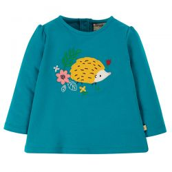 Frugi Little Alana Hedgehog Top