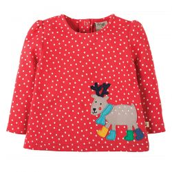Frugi Connie Reindeer Top