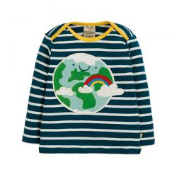 Frugi Bobby Breton Earth Top