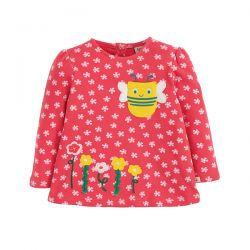 Frugi Connie Applique Top