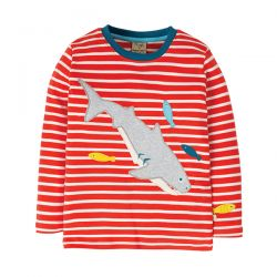 Frugi Discovery Shark Top