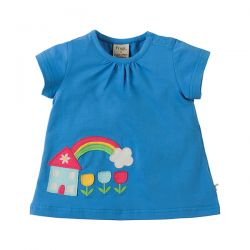 Frugi Amber Applique House Top
