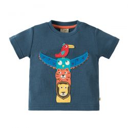 Frugi Little Creature Totem Top