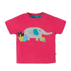 Frugi Little Polkerris Ellie T-Shirt