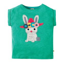 Frugi Sophia Rabbit T-Shirt