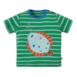 Frugi Atlantic Applique TShirt