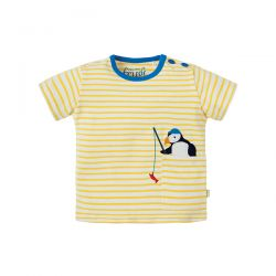 Frugi Penzance Pocket T-Shirt