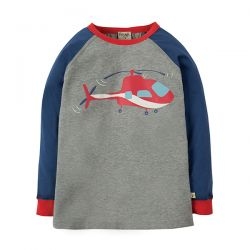Frugi Harry Helicopter Top