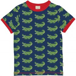 Maxomorra Crocodile TShirt