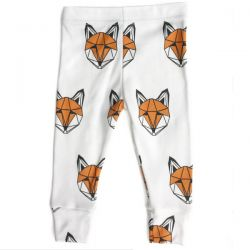Tobias and the Bear Fox Leggings