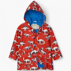 Hatley Colour Changing Dinos Raincoat