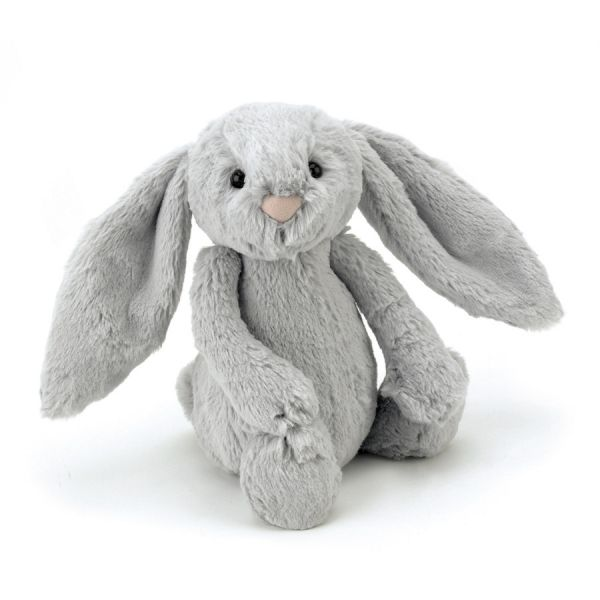 Jellycat Small Silver Bunny