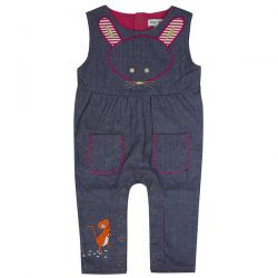 Lilly & Sid Chambray Dungaree