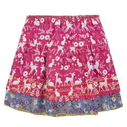 Lilly & Sid Reversible Woodland Skirt