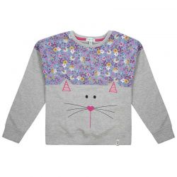 Lilly & Sid Pretty Kitty Sweatshirt
