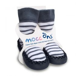 Mocc Ons Nautical Slippers