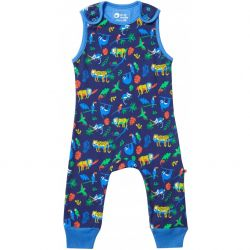Piccalilly Safari Dungarees