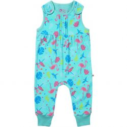 Piccalilly Tropical Dungarees