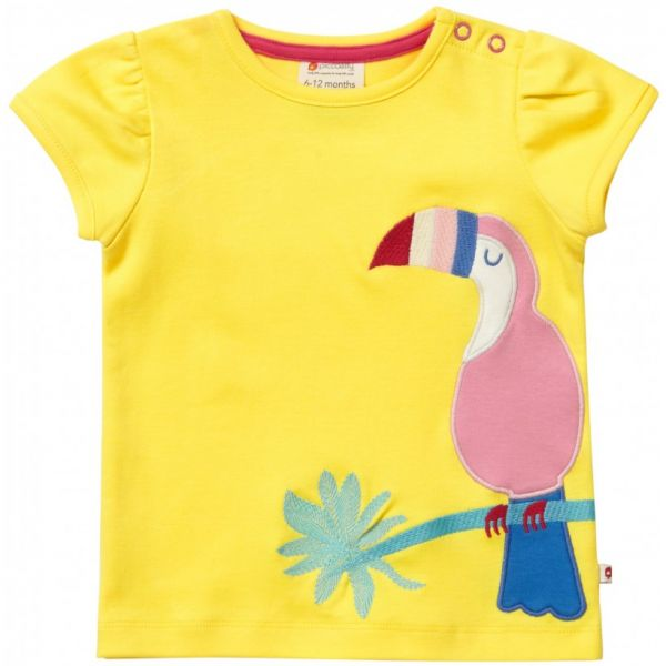 Piccalilly Toucan T-Shirt