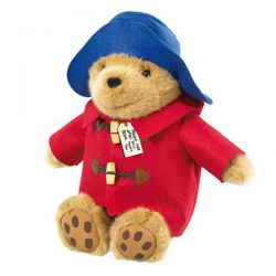 Cuddly Paddington Bear