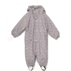 Miniature Violet Ice Rainsuit
