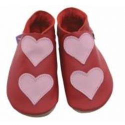 Starchild Hearts Leather Shoes